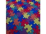 Фото  6 Детский линолеум Leoline Smart Bingo Puzzle Colour 50 2634658