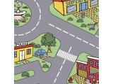 Фото  2 Детский линолеум Leoline Smart Bingo Traffic 50 2.5 м 2234253