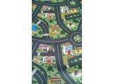 Фото  6 Детский линолеум Leoline Smart Bingo Traffic 50 6.5 м 2634653
