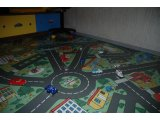 Фото  10 Детский линолеум Leoline Smart Bingo Traffic 50 210341052