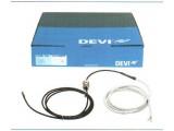 DEVIaquaDTIV-9 Нагревательный кабель для установки в трубу двухжильный, 110 м