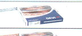 DEVIfast Metal Стальная оцинкованная монтажная лента. Шаг крепления кабеля 2,5 см. Длина 5 м