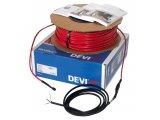 Фото  1 Греющий двужильный кабель DEVIflex 18T 1485Вт, 82,0м, DEVI (Дания) 1851272