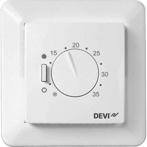 Фото  1 Терморегулятор DEVIreg 532 электронный, DEVI 1907955