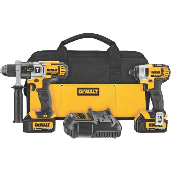 DEWALT DCK290L2 20-Volt MAX Li-Ion 3.0 Ah