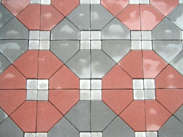 Диагональ. Тротуарная плитка. Скидки, доставка