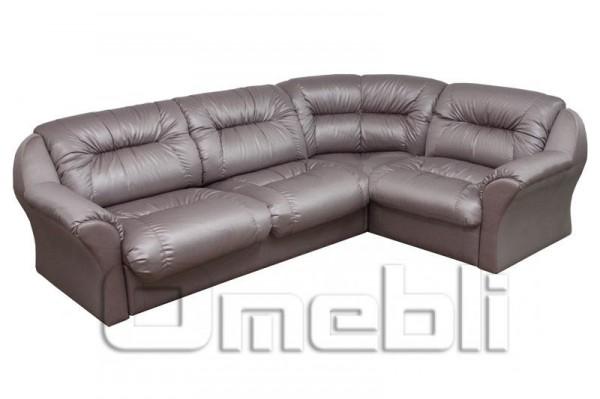 Диана Катунь Угловой диван ткань чилаут санд Код A101164