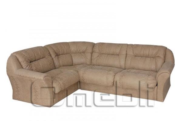 Диана Катунь Угловой диван ткань питон 9118 Код A101169
