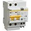 Дифференциальный автомат АД-12 тип АС (2 полож. 230В 50Гц)