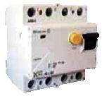Дифференциальный выключатель (УЗО)Eaton MOELLER PF6-40/4/003 4P 30mA