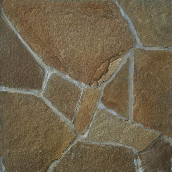 Дикий камень песчаник для облицовки дорожек, заборов, дизайна. Подробнее - на сайте teremok. dn. ua