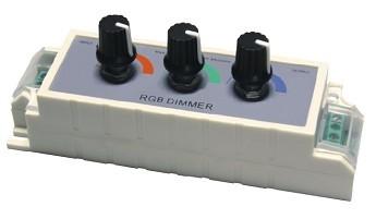 Диммер 9А (3–х канальный) №45