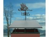Флюгер - указатель ветра. Декоративный элемент для Вашей крыши или беседки. Разнообразие вариантов.