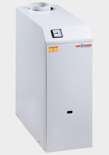 Дымоходный двухконтурный газовый котел КОЛВИ КТН 10 TB