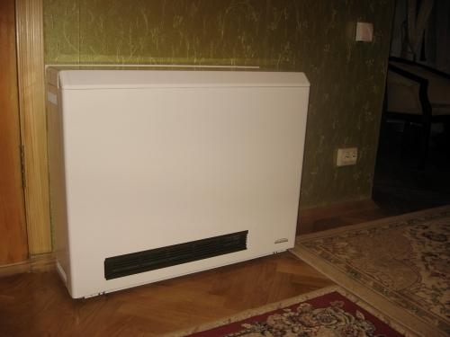 Динамічний тепловий накопичувач , 2 кВт- радикальна заміна електрокотлів, конвекторів та обігрівачів.