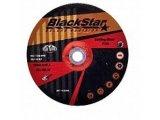 Фото  1 Диск 230*2,0*22,2мм отрезной по металлу BlackStar UKRflex 2040700