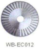 Диск отрезной WB-EC012 с гальванопокрытием для сухой резки, по мрамору