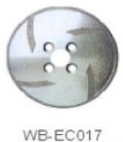 Диск отрезной WB-EC017 с гальванопокрытием для сухой резки, по мрамору