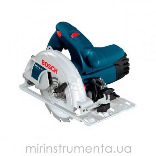 Дисковая пила Bosch GKS 55 CE АКЦ (0615990841)