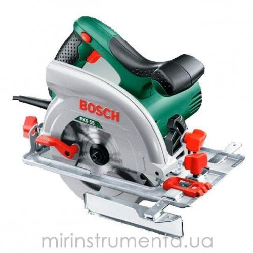 Дисковая пила Bosch PKS55 (0603500020)