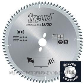 Дисковые пилы для раскроя ДСП, ламината и фанеры Freud LU3D 0600