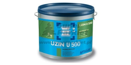 Дисперсионный фиксатор UZIN U 500 для ХВ покрытий. Очень бедный на эмисссию, смываемый водой