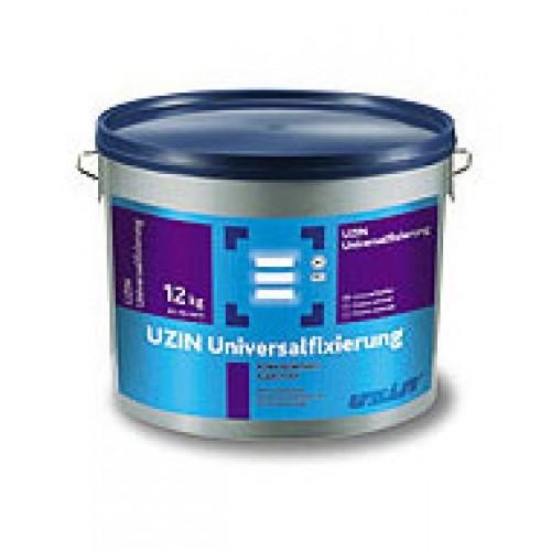 Дисперсионный клей-фиксатор Uzin Universal Tackifier, смываемый водой, для ПВХ и текстильных покрытий.
