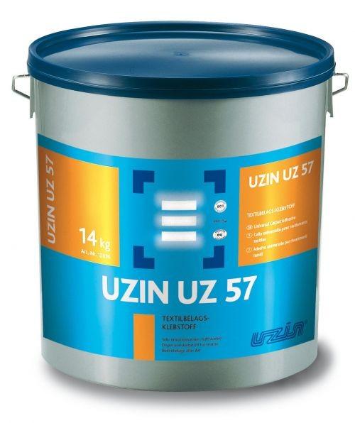 Дисперсионный клей UZIN UZ 57 для различных текстильных покрытий