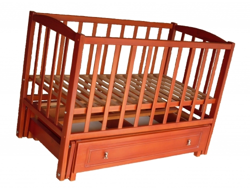 дитяче ліжко колиска(сосна)