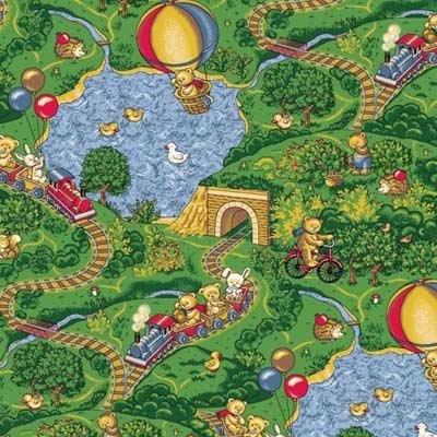 Фото  1 Дитячі коврики Напол №7 1.5, 5 2228499
