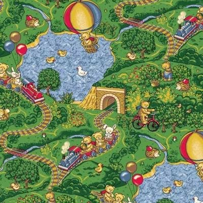 Фото  1 Дитячі коврики Напол №7 2, 1 2228500