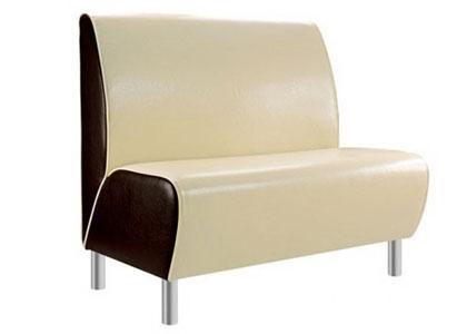 Диван Метро-кафе - двухместный диван для кафе, бара, ресторана.