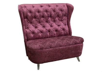 Диван Версаль - богатая форма дивана серии ВЕРСАЛЬ украсит зал ресторана.