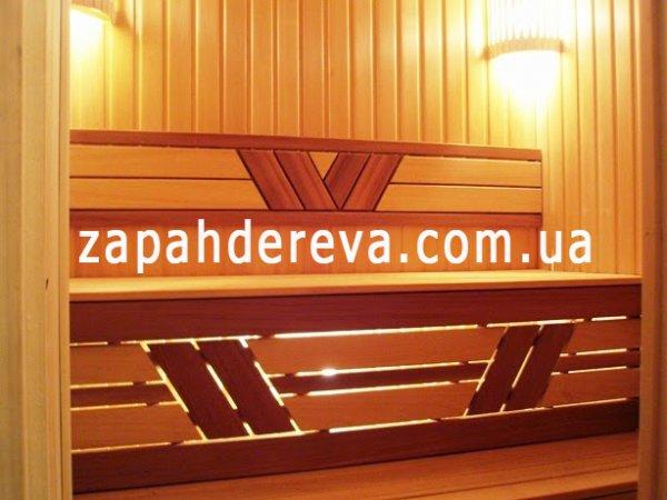 Фото 5 Вагонка липа для сауни Камянець-Подільський 324003