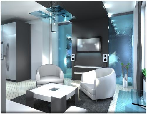Дизайн интерьера - дизайн проект расширенный