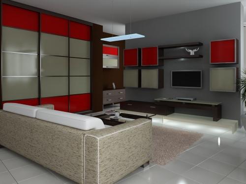 Дизайн интерьера для дома, квартиры, офиса, магазина, кафе, ресторана. Производство авторской мебели.