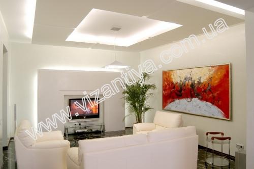 Дизайн интерьера (Домов, коттеджей, квартир)