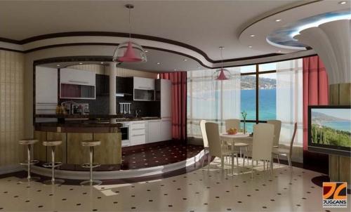 Дизайн интерьера квартитры
