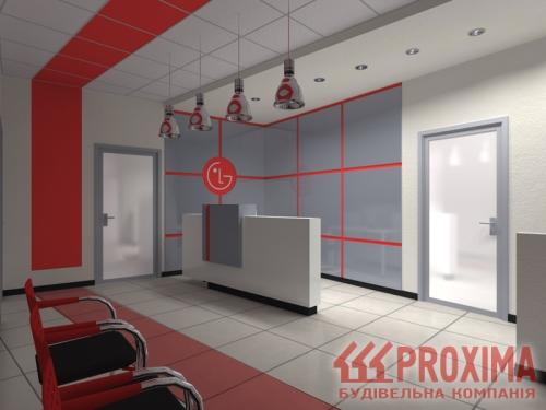 Дизайн интерьера офиса Киев