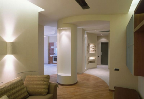 Дизайн интерьера, оснащение мебелью и аксессуарами от Дизайн-Стелла.