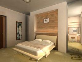 дизайн интерьера спальных комнат