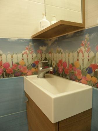 Дизайн интерьера ванной комнаты в Днепропетровске, Киеве, Крыму