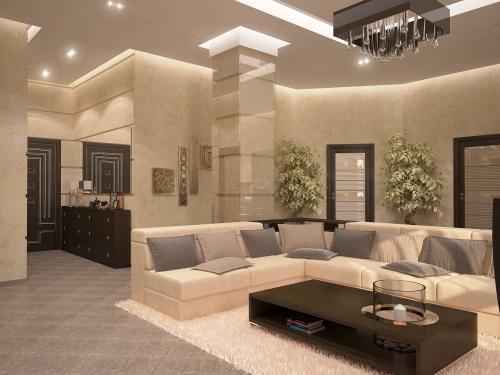 Дизайн интерьеров квартир, домов