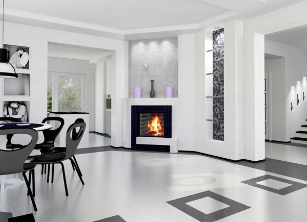 Дизайн-проект дома в стиле минимализм