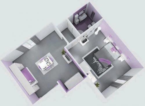 Дизайн студия DS в г. Днепропетровск создает интерьеры квартир и частных домов, кафе и ресторанов, других помещений.