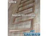 Фото  5 Дизайнерська сушка - радіатор Ultra 6 з нержавіючої сталі / 5000х500. Труба 30х30 2396085