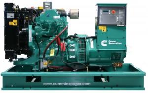 Дизель-генераторы Dalgakiran (Турция), PowerLink (Китай), FG Wilson (Ирландия)