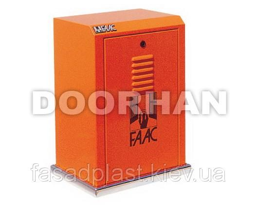Для автоматизации сдвижных ворот предлагаются два типа электроприводов FAAC - для бытового и промышленного назначения.