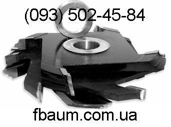 Для фрезерного или четырехстороннего станка необходима фреза для наличника.