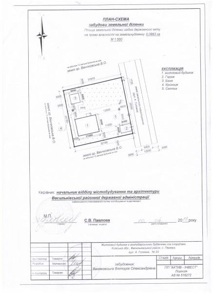 Документальное оформление строительства дома площадью до 300 квм: оформление строительного паспорта застройки участка